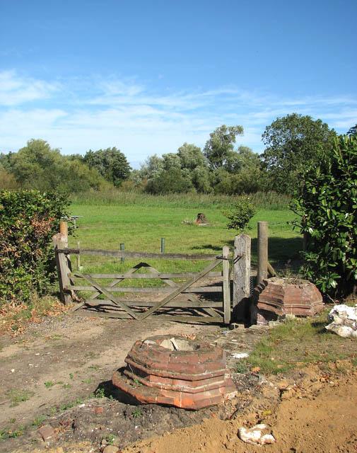 Rivercourt - the former Surlingham brickyard