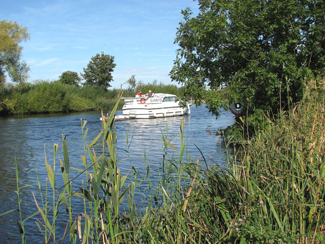 Downstream on the River Yare