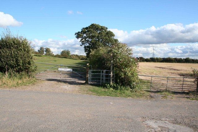Gates to the fields