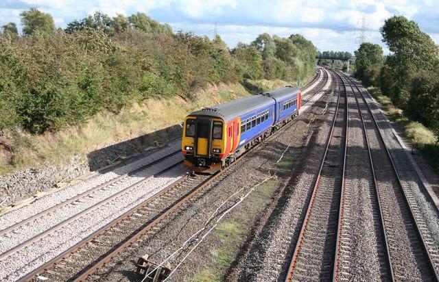 Local Train to Sleaford