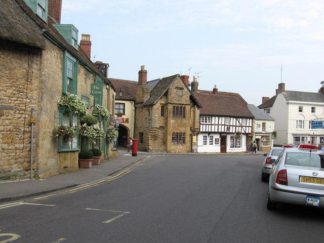 The Green,  Sherborne,  Dorset