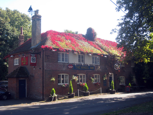 The Wheel Inn, Westwell