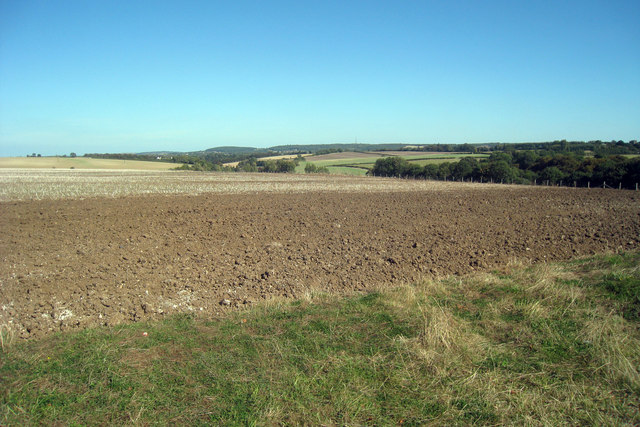 Ploughed Field off Winding Lane