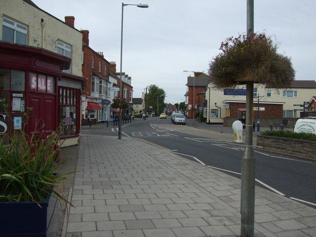 High Street Sutton on Sea