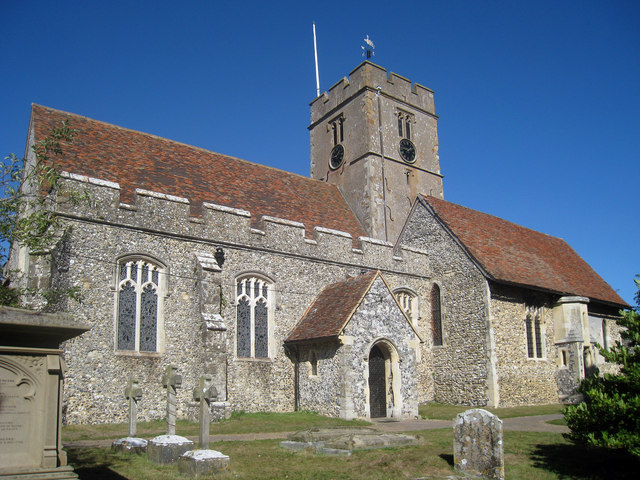St Mary's Church, Selling, Kent