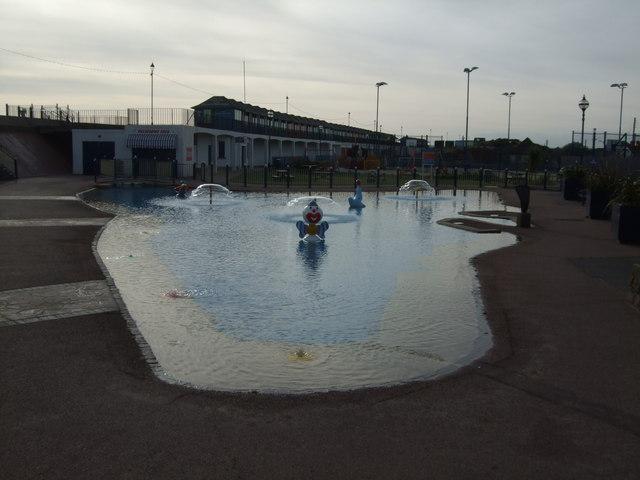 Paddling Pool Sutton on Sea