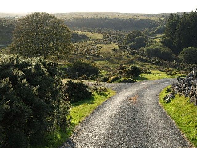 Swincombe valley