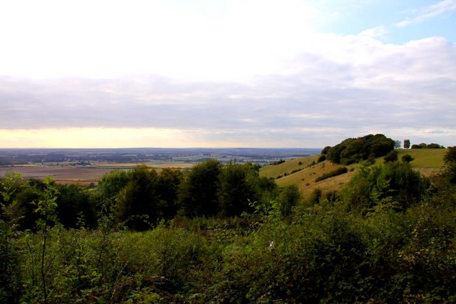 Looking towards Beacon Hill