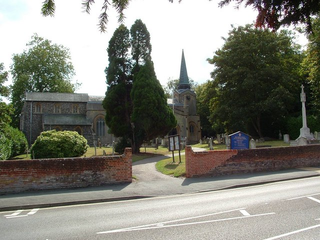 St Leonard's Church, Lexden