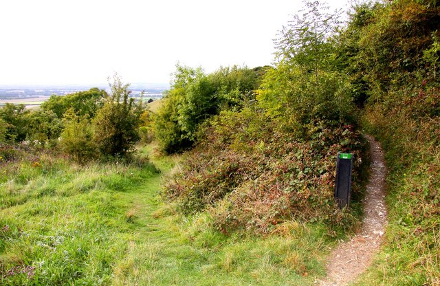 Footpath to Beacon Hill