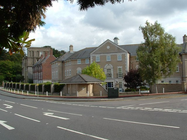 Apartments, Church Lane corner, Lexden