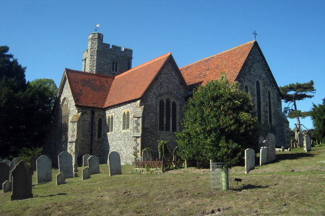 St Peter & St Paul's Church, Brenley Lane, Boughton-under-blean, Kent