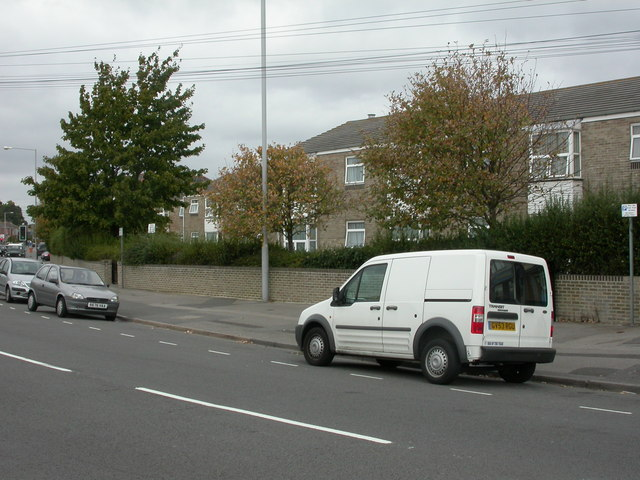 Hamworthy, Hinchcliffe Close