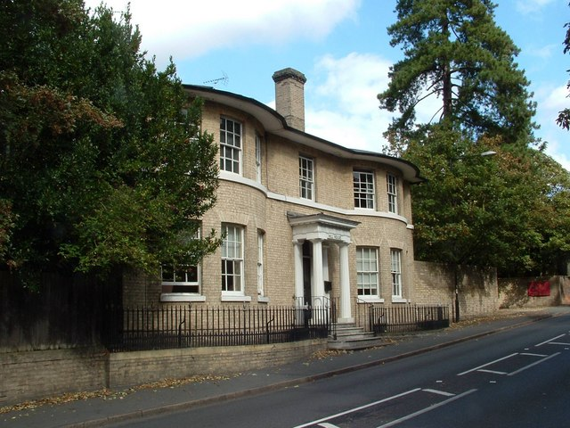 Hill House care home, Lexden