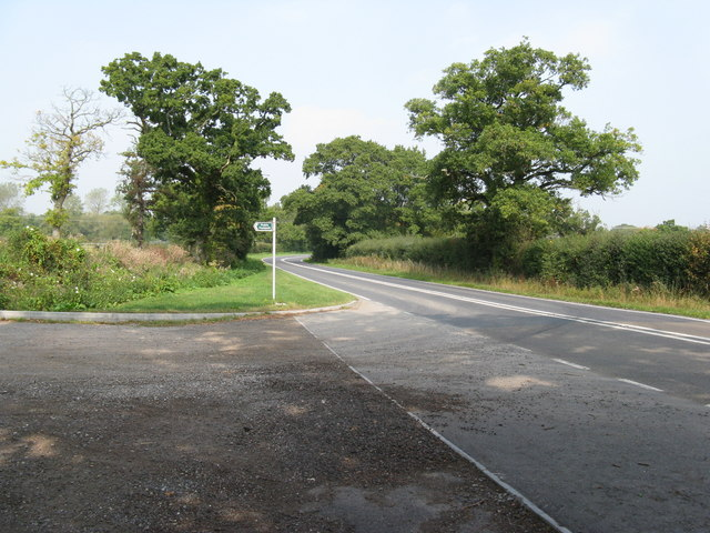 A 281 heading north to Cowfold