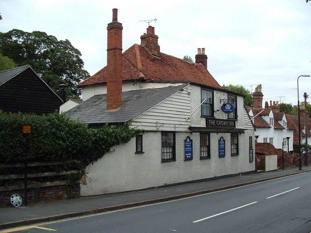 The Crown Inn, Lexden