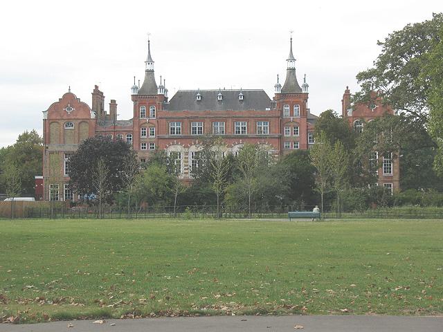 Charles Edward Brooke school