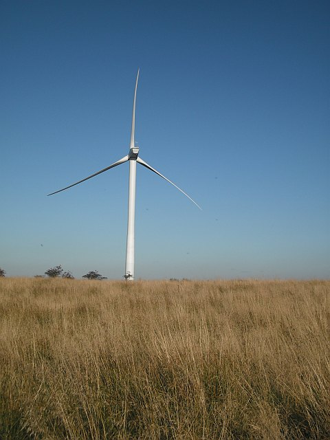 Turbine, Greendykeside