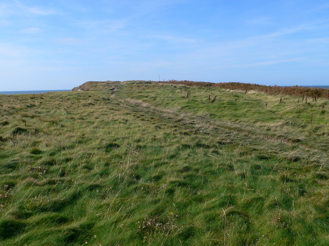 Footpath across Middle Eye