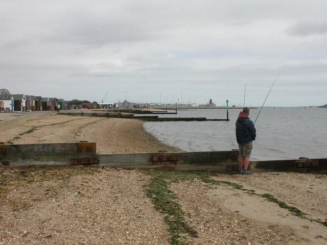 Hamworthy, angling