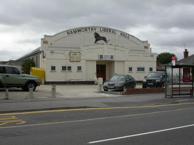 Hamworthy Liberal Hall