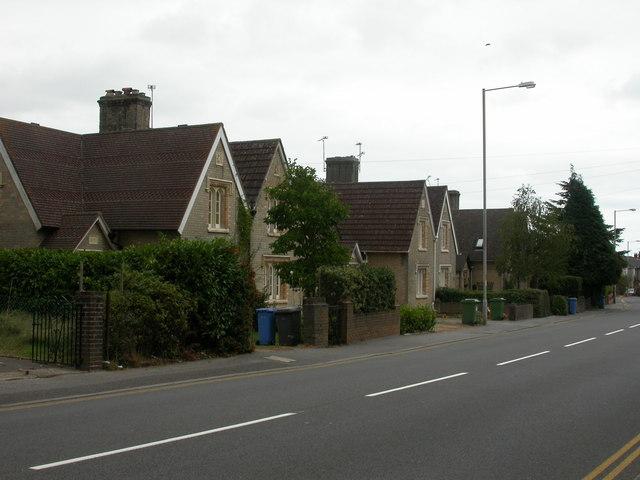 Hamworthy, Lady Wimborne's Cottages