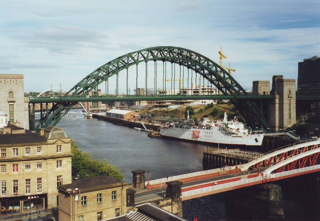 Tyne bridges, Newcastle upon Tyne