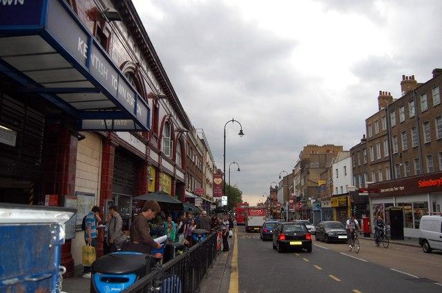 Kentish Town Road