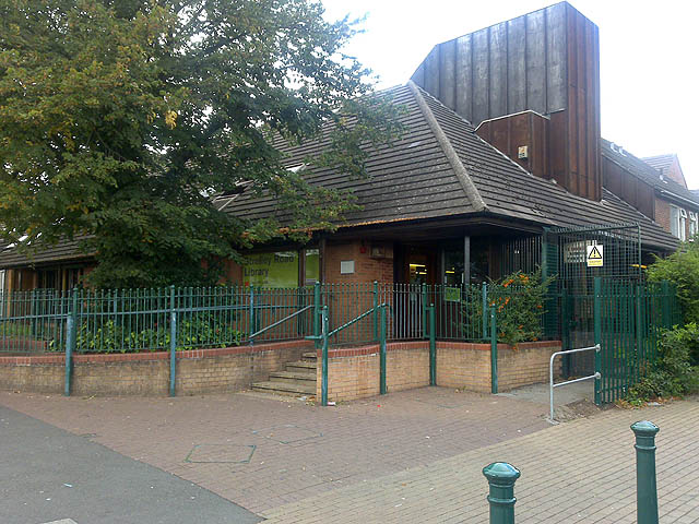 Strelley Road Library