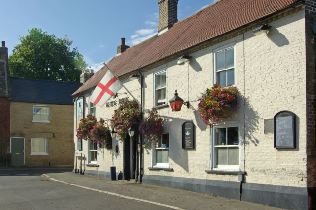 The White Horse, Swavesey