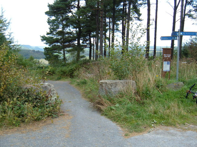 Moor to Sea Cycle Trail