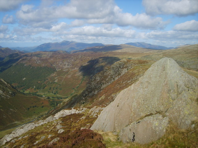 On Sergeant's Crag