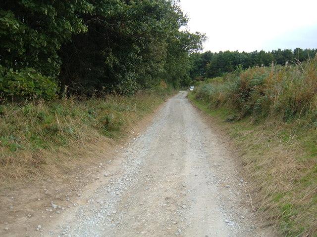 Great Moor Road