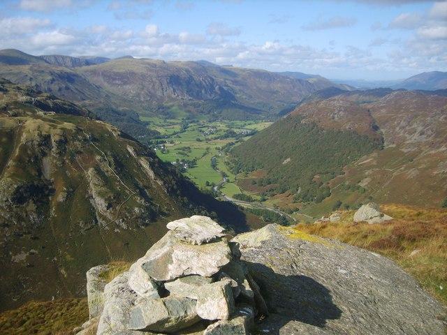 On Eagle Crag