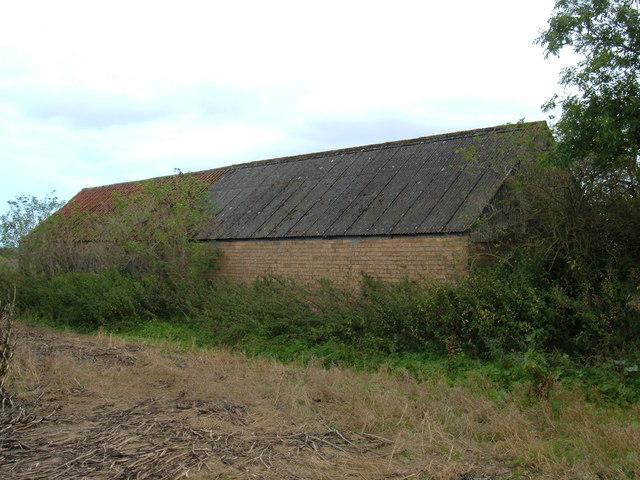 Farm Building, Great Moor Road