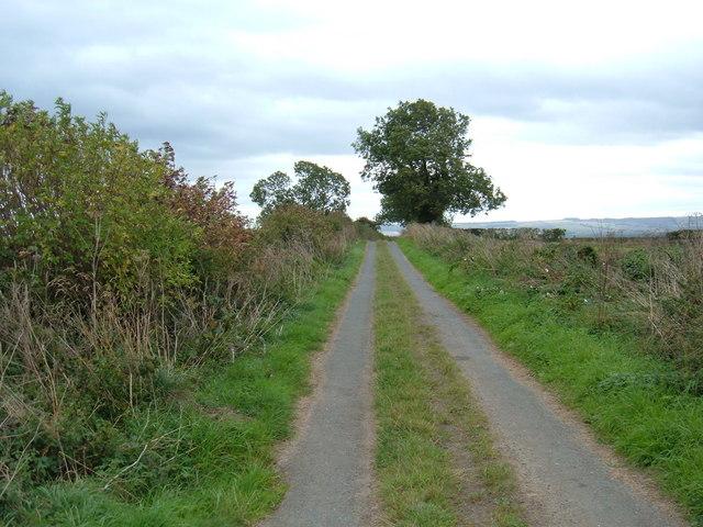 Far Lane to Hutton Bescel
