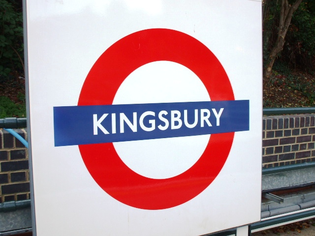 Kingsbury station, NW9