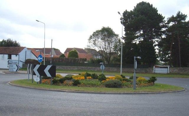 Seamer Roundabout