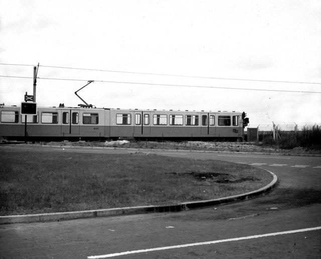 Tyne & Wear Metro test track