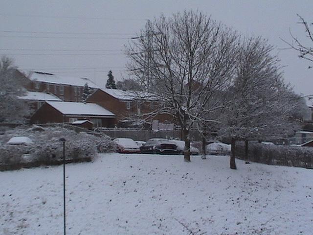 Winter over Willsbridge