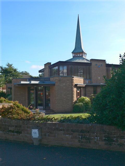 Church of Christ Scientist, Hoylake