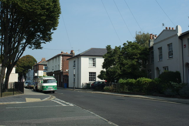Norfolk Street, Portsmouth, Hampshire