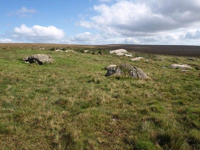 Rocks on Green Hill