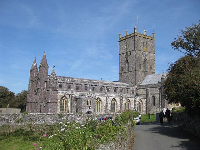 St. David's Cathedral / Eglwys Gadeiriol Tyddewi