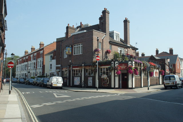 The Barley Mow, Portsmouth, Hampshire