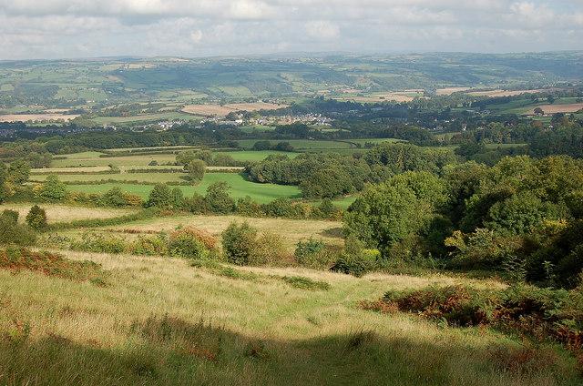 Hay from Offa's Dyke