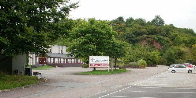 Christchurch Centre, Malpas, Newport