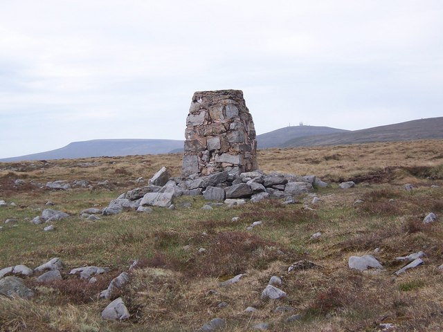 Triangulation Pillar on Backstone Edge