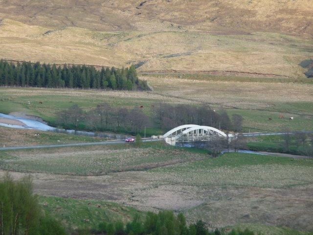 The Bridge at head of Loch Tulla