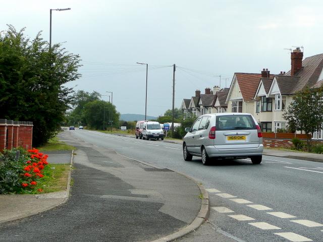 Cheltenham Road, Evesham
